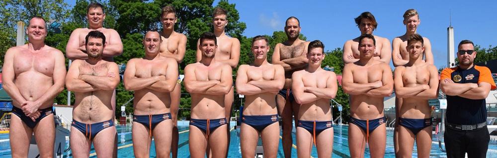 A 2018-2019. évi OB I B-s csapatunk az Árpád fürdőben